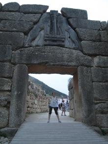 Gate of Mycenae 2014