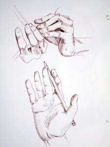 100 Heads, Hands and Feet series