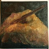 The Painters Brush